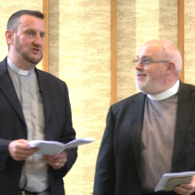 Rev Andy Lindley & Rev Keith Albans